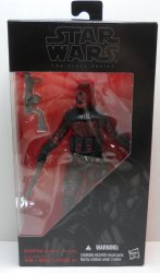 Star Wars Black Series Guavian Enforcer The Force Awakens 6 in figure