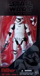 Star Wars Black Series First Order Stormtrooper 04 The Force Awakens