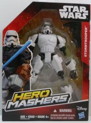 Star Wars Hero Mashers Stormtrooper 6 inch action figure