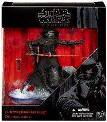 Star Wars Kylo Ren Starkiller Base exclusive The Black Series The Force Awakens