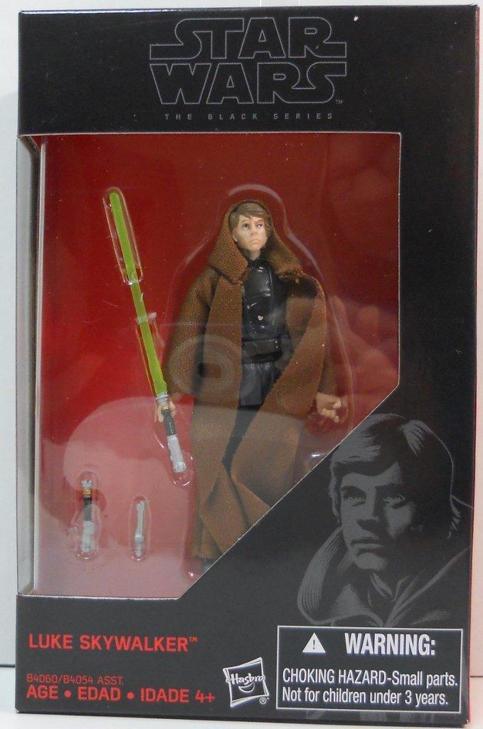 Star Wars Black Series 3.75 inch exclusive action figure