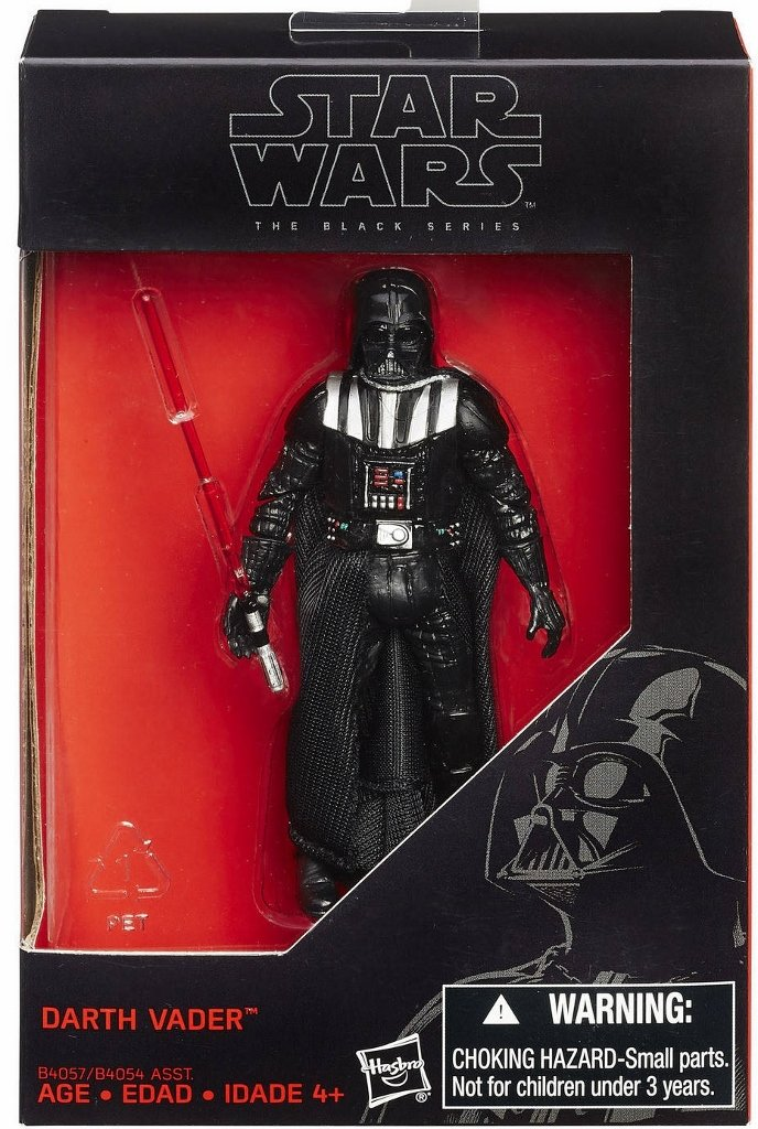 Star Wars The Black Series 3.75 in exclusive action figure A