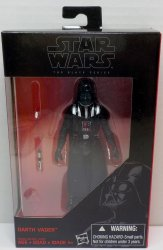 Star Wars Black Series Darth Vader 3.75 in exclusive figure