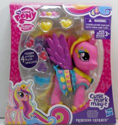 My Little Pony Friendship is Magic Princess Cadance Fashion Style