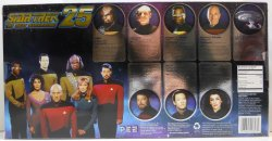 '.Pez Star Trek TNG Set.'