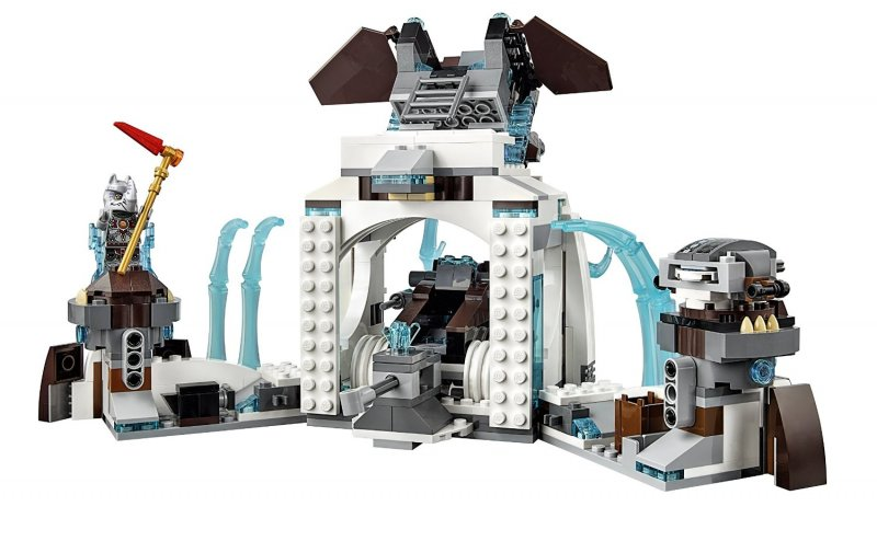 Lego Mammoth's Frozen Stronghold 70226