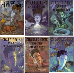 Charlie Bone The Children of the Red King Jenny Nimmo series bks 1-6
