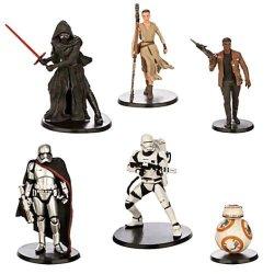 '.Star Wars 6 Figurine Playset.'