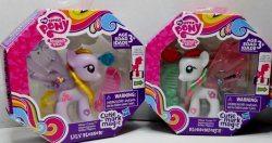 My Little Pony Water Cuties Blossomforth and Lily Blossom frome wave 2