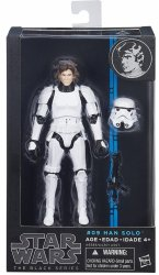 Star Wars The Black Series Han Solo Stormtrooper #09 action figure