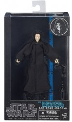 Star Wars The Black Series Emperor Palpatine Darth Sidious 6 in figure