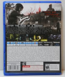 '.The Evil Within PS4.'