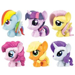 My Little Pony Fashems 2 inch figures Series 2 from 2014
