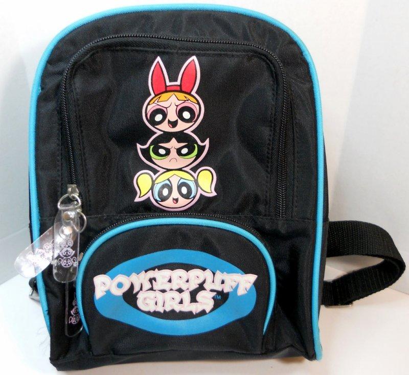8d5741bbde39 PowerPuff Girls Child Mini Backpack 2000 Cartoon Network