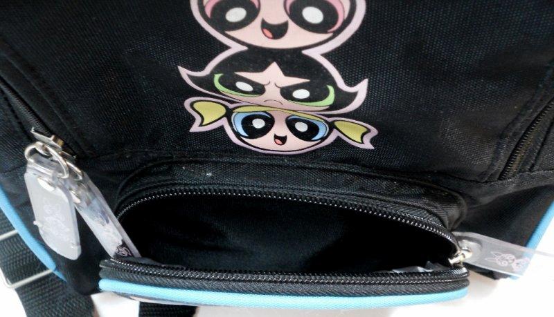 a2513a1d0ea6 Power Puff Girls Mini Backpack Cartoon Network 2000. Cartoon Network 2000