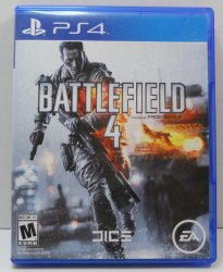 Battlefield Hardline PS4 Sony Playstation video game