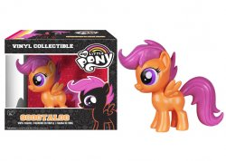 My Little Pony Funko Scootaloo Cutie Mark Crusaders Hot Topic
