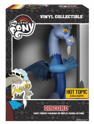 My Little Pony Funko Discord Blue vinyl figure