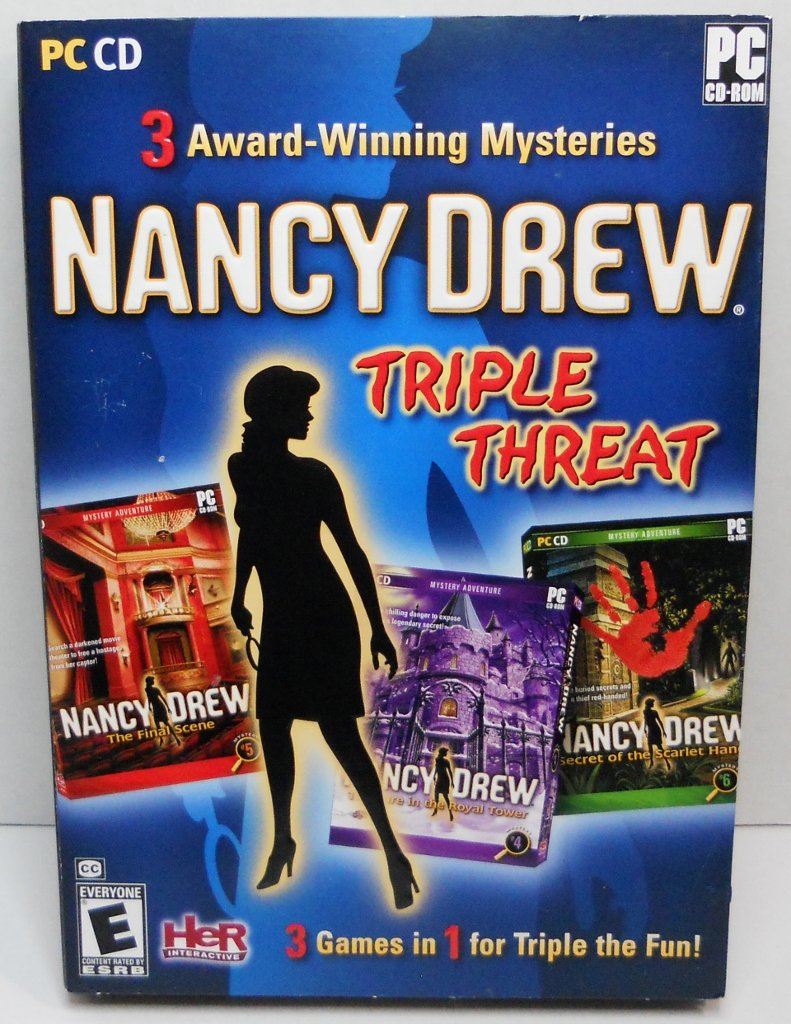 Nancy Drew: Triple Threat