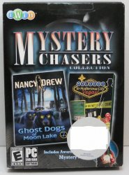 Nancy Drew Mystery Chasers Collection Mystery #7 Ghost Dogs of Moon Lake PC