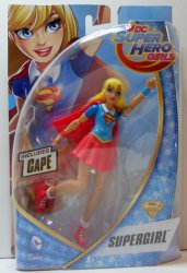 DC Super Hero Girls Supergirl 6 inch Action Figure