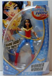 DC Super Hero Girls Wonder Woman 6 inch Action Figure