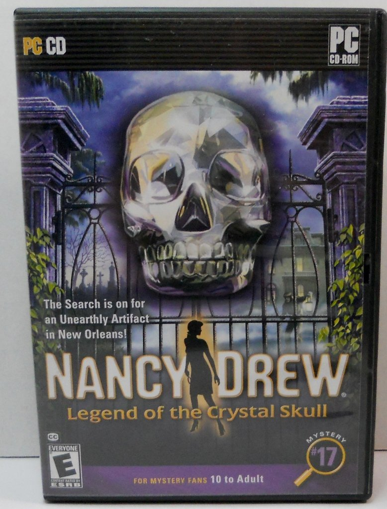 Nancy Drew Mystery #17 PC game
