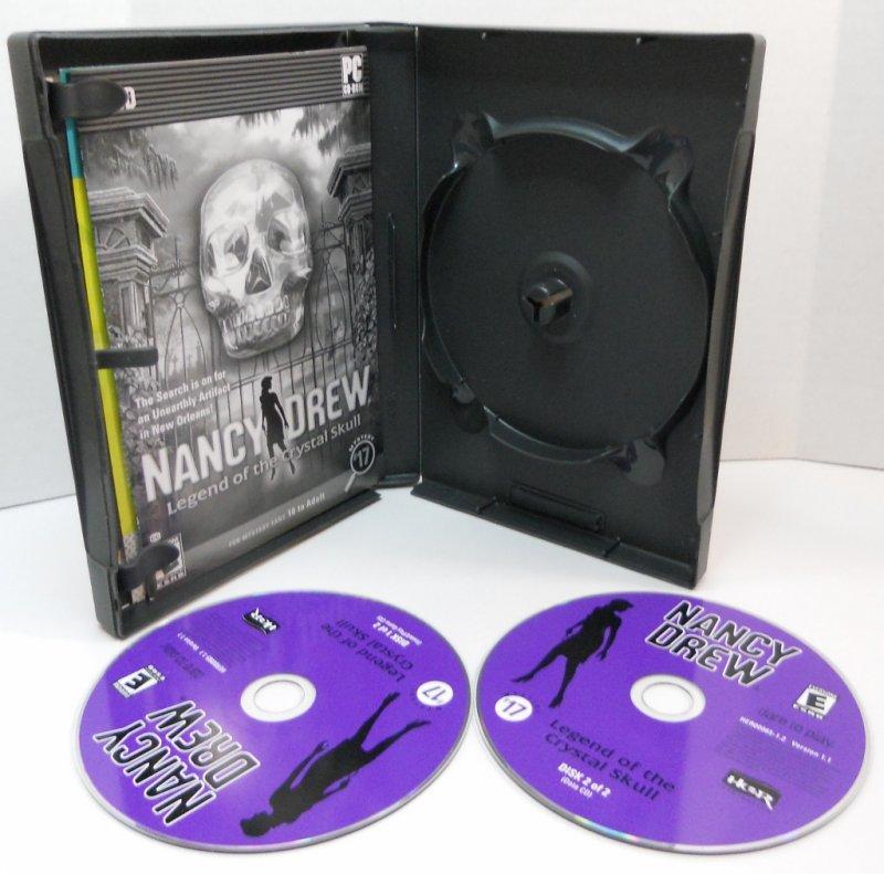 Nancy Drew Mystery #17 PC game