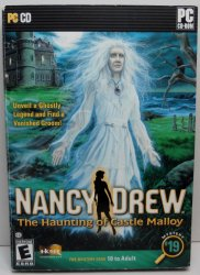 Nancy Drew Mystery #19 The Haunting of Castle Mallory PC games