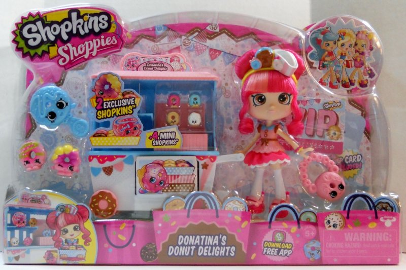 Shopkins Shoppies