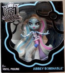 Monster High Abbey Bominable vinyl figure