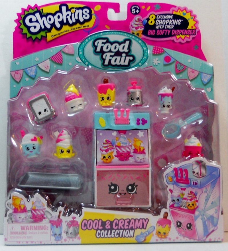 Shopkins Season 3 Food Fair