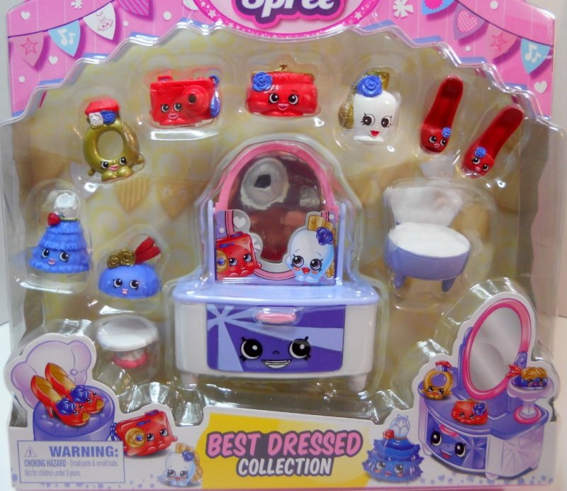 Shopkins Fashion Spree Season 3
