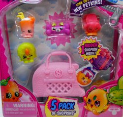 '.Shopkins 5 pk Season 4.'