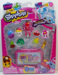 Shopkins 12 pack Season 4 Look out for Petkins