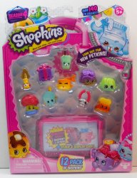 Shopkins 12 pk Season 4 Look out for Petkins B
