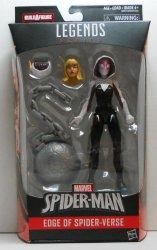 Marvel Spider-Verse Spider-Gwen Legend Series figure