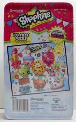 '.Shopkins Puzzle Tin.'