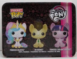 '.My Little Pony Pocket Pop .'