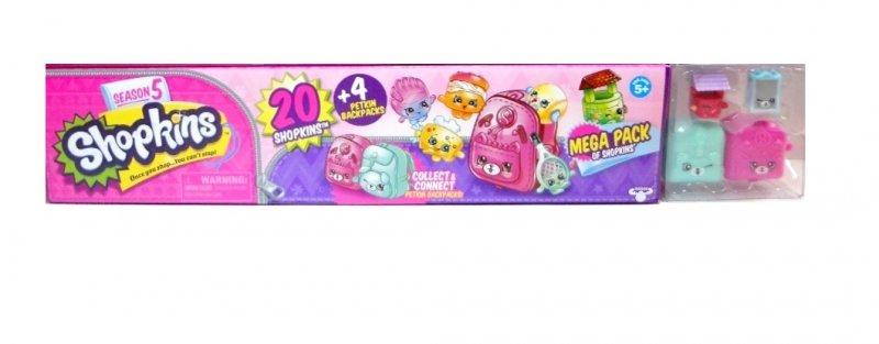 Shopkins Season 5 Mega Pack