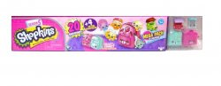 Shopkins Season 5 Mega Packs with 4 Petkin Backpacks