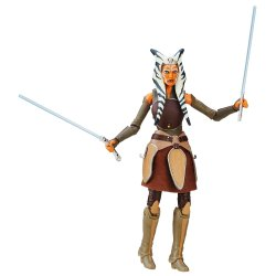 Star Wars Rebels The Black Series Ahsoka Tano action figure