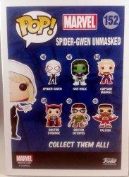 '.Spider-Gwen Unmaked #152.'