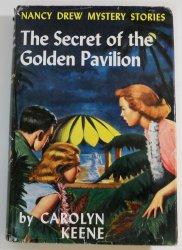 Nancy Drew #36 The Secret of the Golden Pavilion DJ 1st edition print