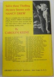 '.Nancy Drew Mysteries #15.'