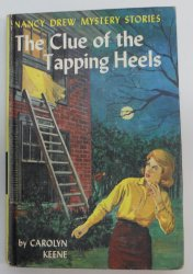 Nancy Drew #16 The Clue of the Tapping Heels original text 1st PC
