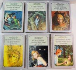 Nancy Drew Twin Thrillers book club 6 books includes rare last volume