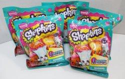 Shopkins Season 3 blind bags singles lot of 5