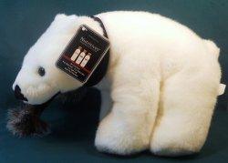 '.Khol's Exclusive Polar Bear.'