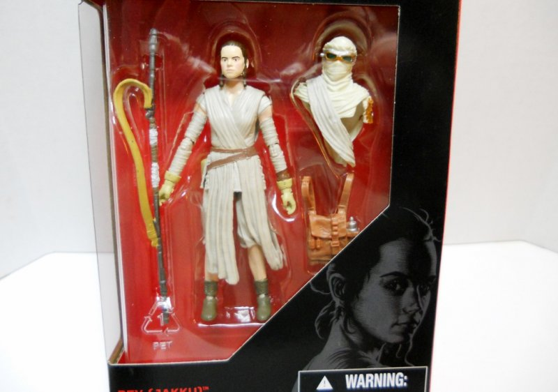 Star Wars 3.75 in action figure The Force Awakens